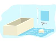 浴室のカビ防止に